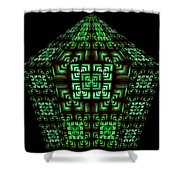 G9 Shower Curtain
