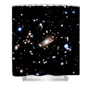 Galaxy Cluster Shower Curtain