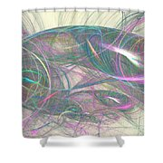Galene Shower Curtain