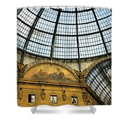 Galleria In Milan I Shower Curtain