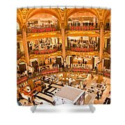 Galleries Laffayette IIi Shower Curtain