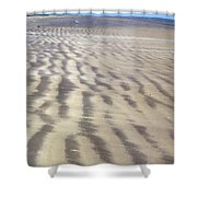 Galveston: Beach Shower Curtain