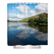 Galway Reflections Shower Curtain