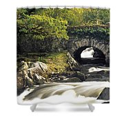Galways Bridge, Killarney National Shower Curtain