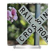Garden Crossing Shower Curtain