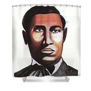 Garrett Morgan Shower Curtain