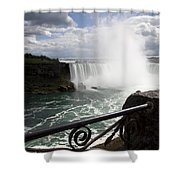 Gateway To Beauty Shower Curtain