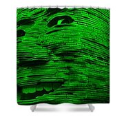 Gentle Giants In Colors Shower Curtain
