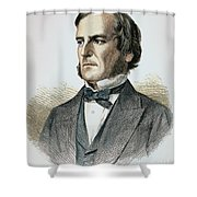 George Boole (1815-1864) Shower Curtain
