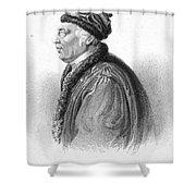 George IIi (1738-1820) Shower Curtain