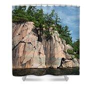 George Lake Shower Curtain