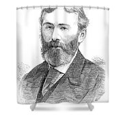 George Otto Trevelyan Shower Curtain
