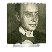 George Richards Minot, American Medical Shower Curtain by Science Source