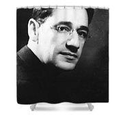 George Simon Kaufman Shower Curtain