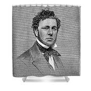 George Steers (1820-1856) Shower Curtain