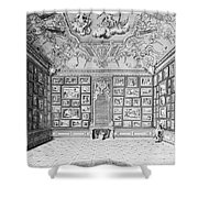 Germany: Gallery, 1731 Shower Curtain