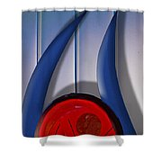 Get Your Freak On Shower Curtain
