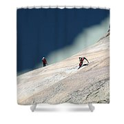 Getting Higher Shower Curtain