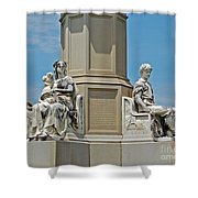 Gettysburg Memorial Shower Curtain