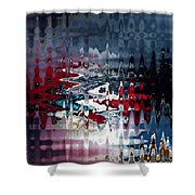 Ghostfriends Comes With To Egypt 2012 Travels 1 Shower Curtain