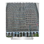 Giant Bank Of M And T Shower Curtain