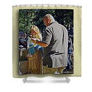 Giant Tenderness Shower Curtain