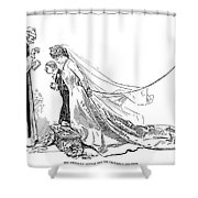 Gibson: Ambitious Mother Shower Curtain