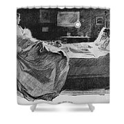Gibson Art, 1897 Shower Curtain