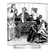Gibson: Latest Nobleman Shower Curtain
