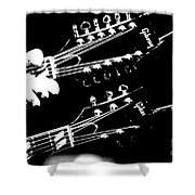 Gibson Shower Curtain
