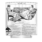Gibson: Women, 1897 Shower Curtain