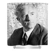 Giovanni Martinelli Shower Curtain
