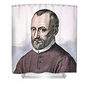 Giovanni Palestrina Shower Curtain