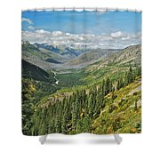 Glacier National Park 9275 Shower Curtain