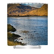 Glen Gour View Shower Curtain