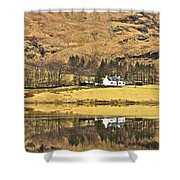 Glencoe Cottage II Shower Curtain