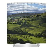 Glenelly Valley, County Tyrone Shower Curtain