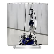 Glidescope Shower Curtain