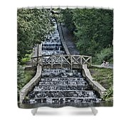 Gnoll Country Estate Shower Curtain