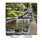 Gnoll Country Park 4 Shower Curtain