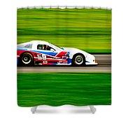 Go Speed Racer Go Shower Curtain
