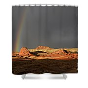 Go To The Light Shower Curtain