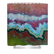 Go With The Flow 2 Shower Curtain