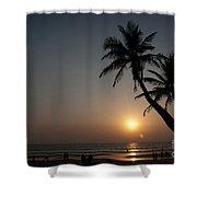 Goa Shower Curtain