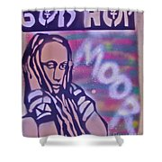 Goddess Hop Shower Curtain