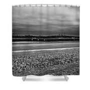 Going Home...stockholm Shower Curtain