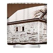 Golden Hill School 1860 - 1958 Shower Curtain