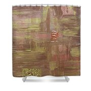 Golden Touch Shower Curtain