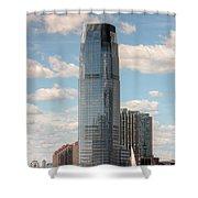 Goldman Sachs Tower IIi Shower Curtain