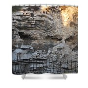 Golgotha The Place Of The Skull Shower Curtain